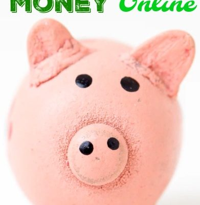 A Few Ways to Make Extra Money Online