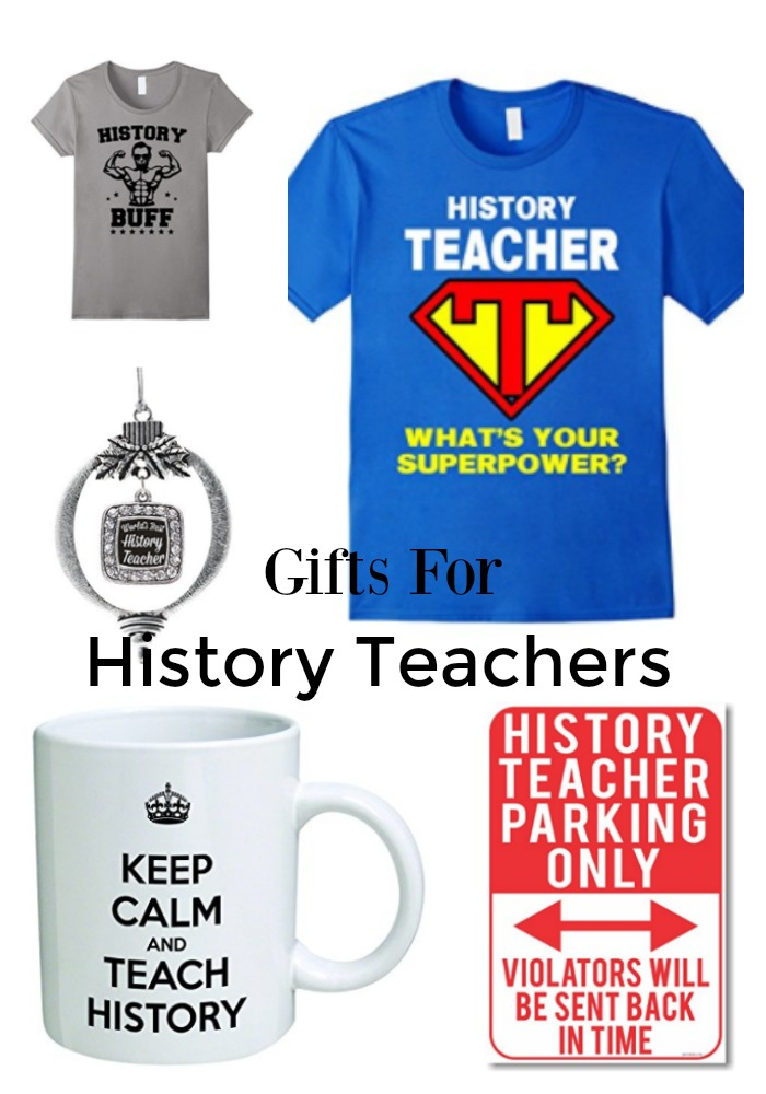 Gifts for History Teachers