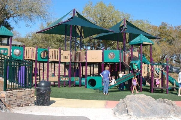 Common Ground inclusive playground