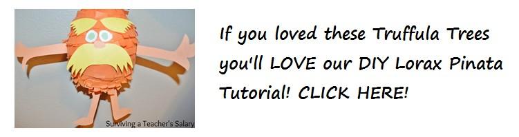 the lorax pinata tutorial