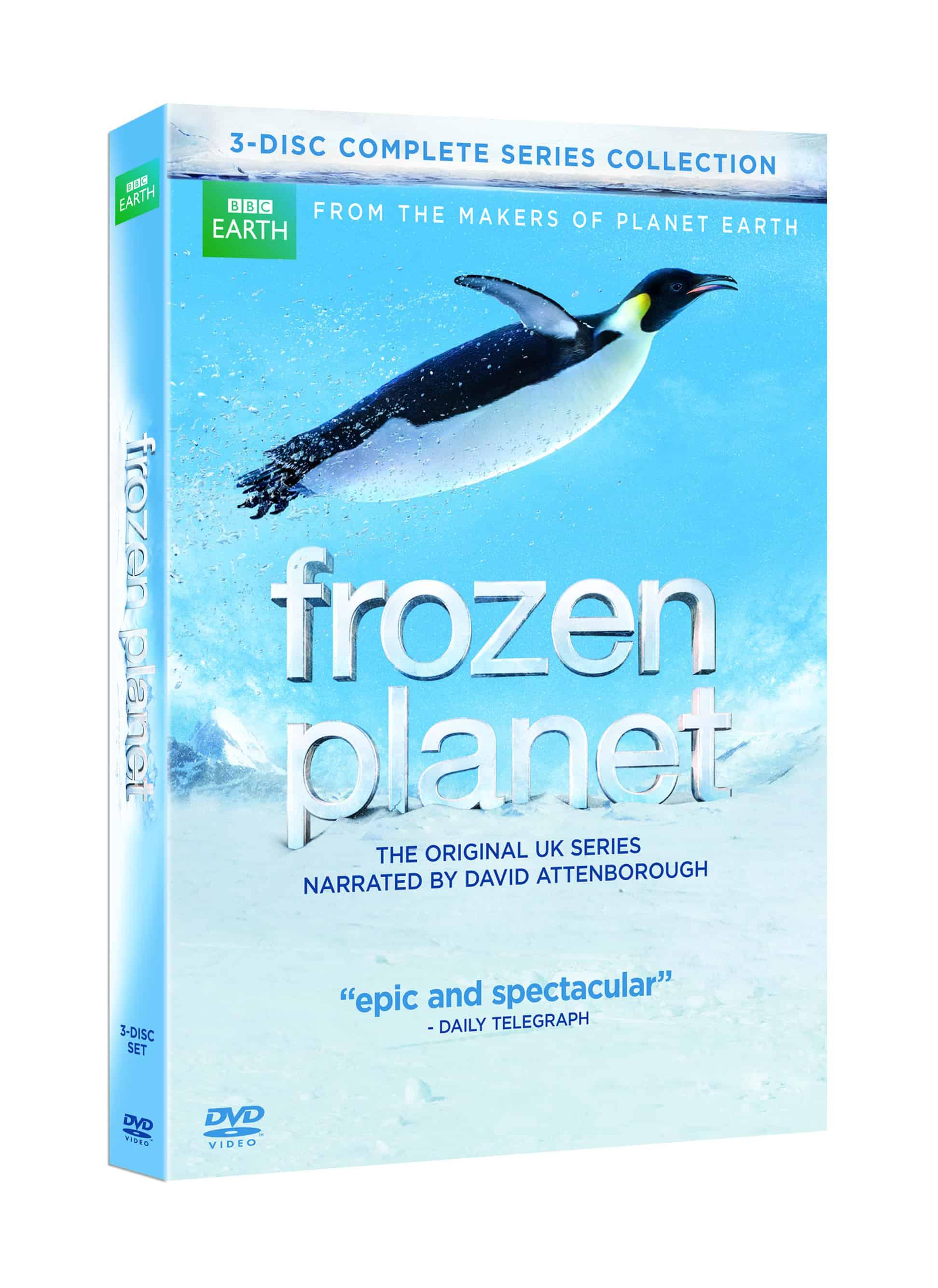 Blubber Experiment & Frozen Planet / Blue Planet BBC Home ...