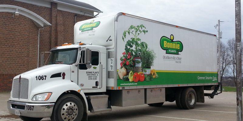 bonnie garden truck