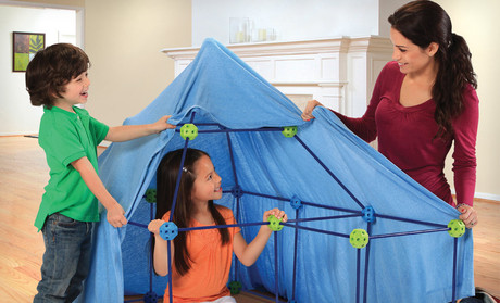 Discovery Kids Toy Fort Construction Set 20