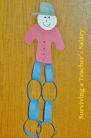 Johnny Appleseed Craft For Kids Preschool