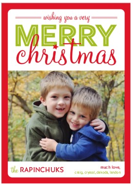 i - Shutterfly Christmas Cards