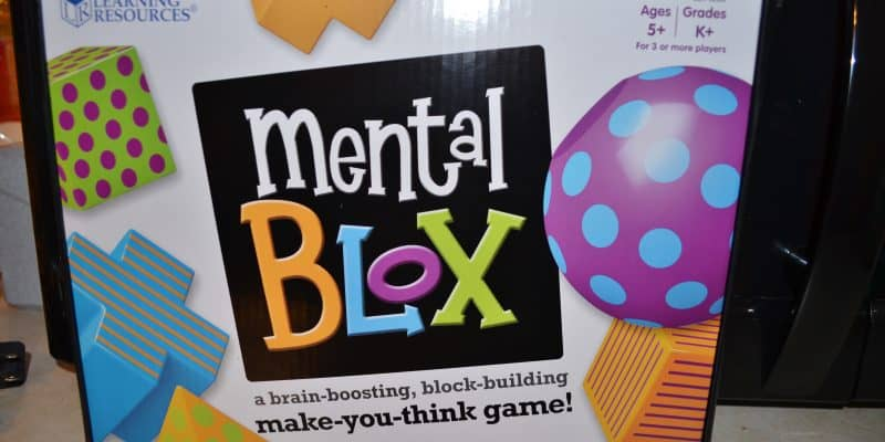 Learning Resources Mental Blox Review