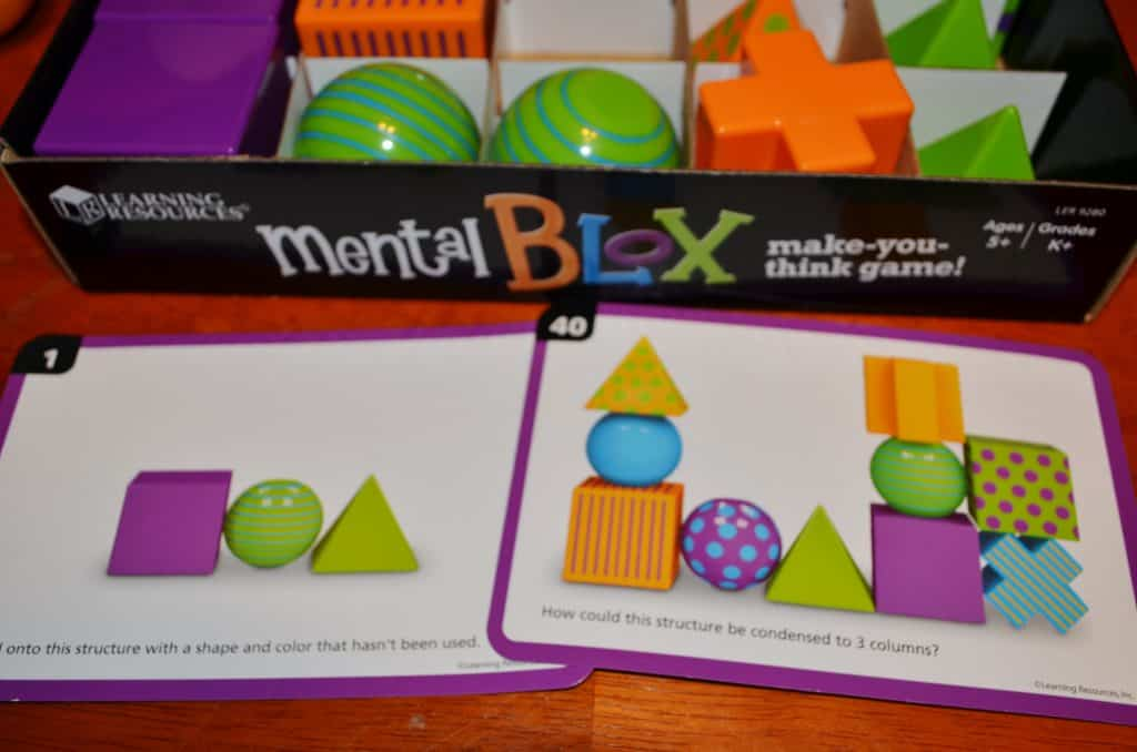 mental blox, learning resources