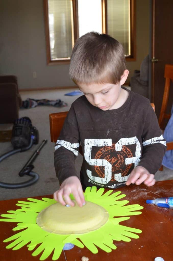 sun craft for kids, sun craft for preschoolers