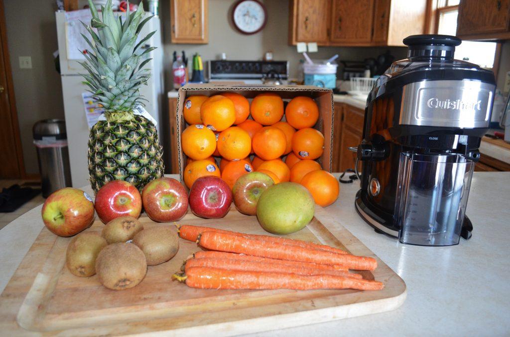 best buy, cuisinart juicer, healthy, fresh fruit