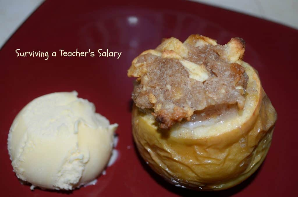 Baked Apple Apple Pie