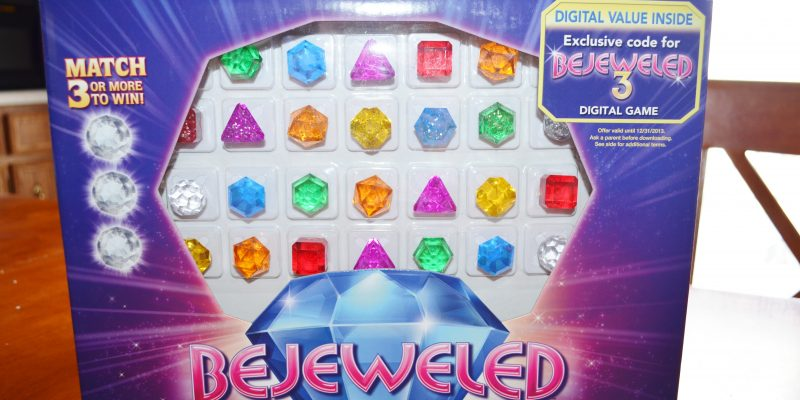 Hasbro Popcap Bejeweled Game