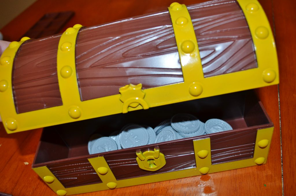Learning Resources Ten Frame Math Treasure Chest