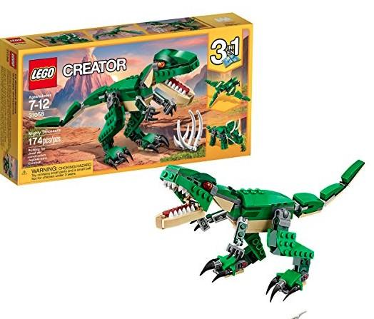 LEGO Dinosaur building gift set