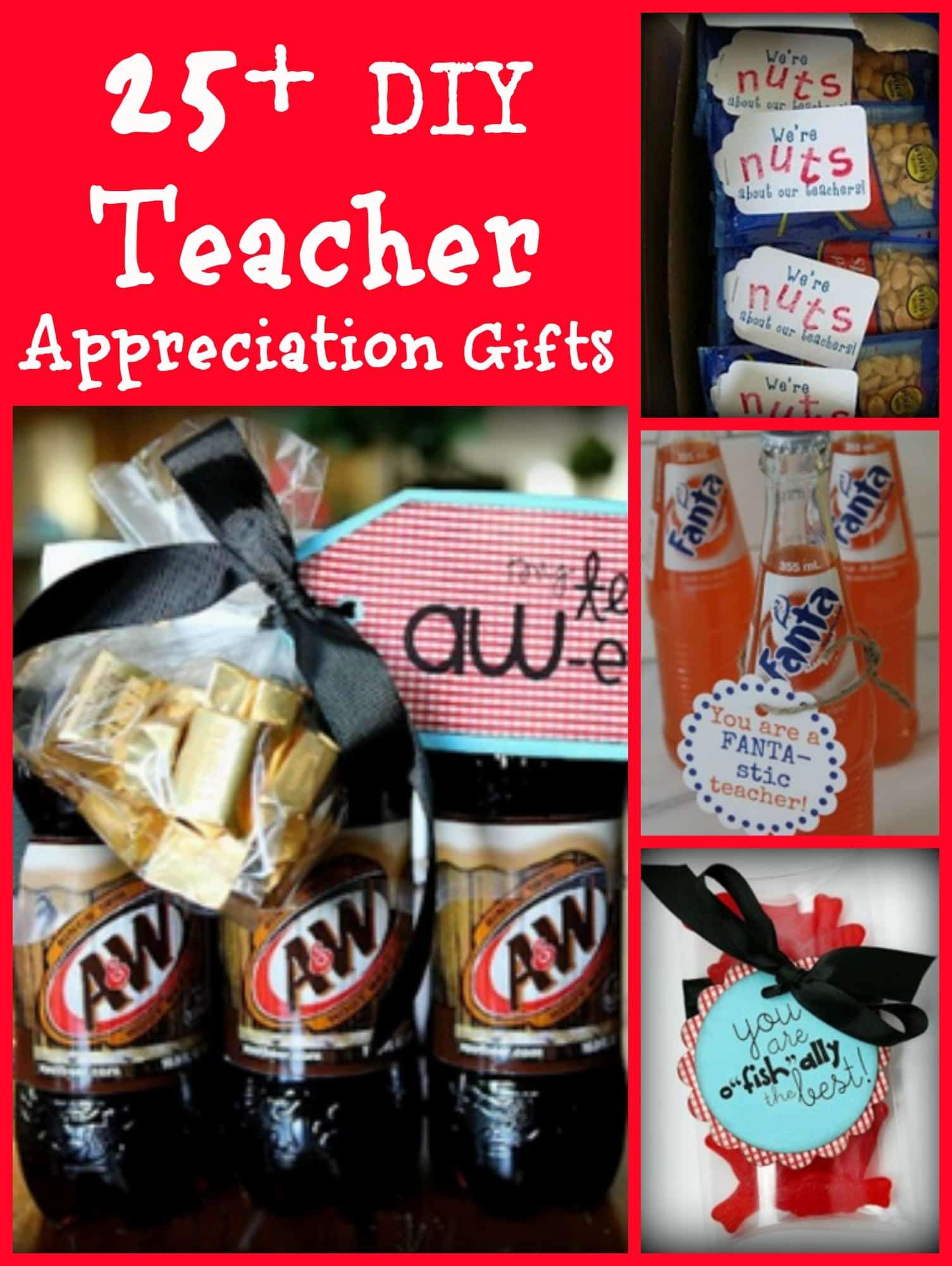 Cheap Teacher Gifts To Make