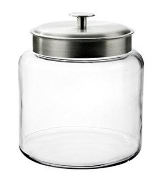 Glass Storage Jar 1.5 gallons