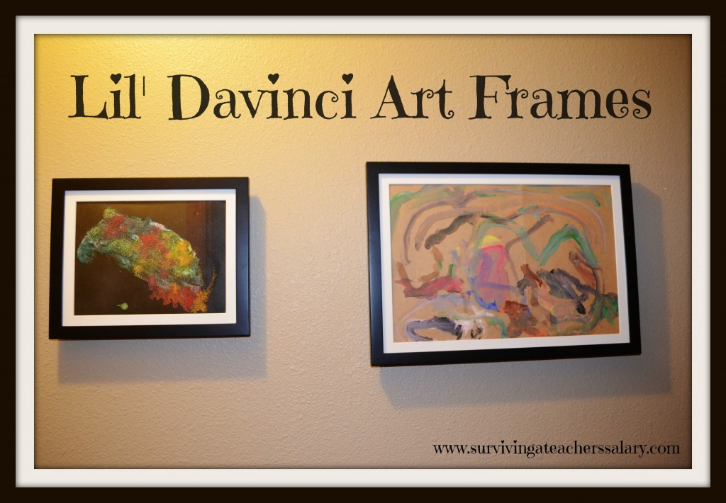 Hearthsong Lil Davinci Art Frames Review Amp Gift Card