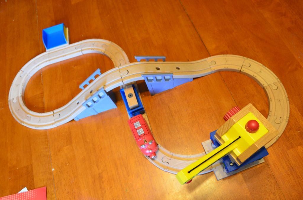 Chuggington Train Set