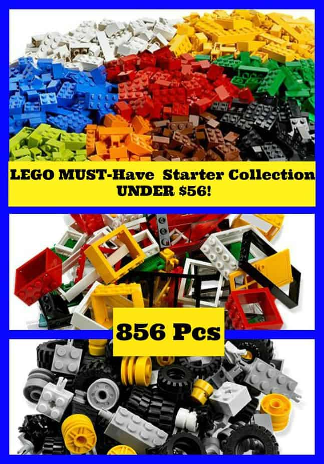 LEGO Must Have Collage