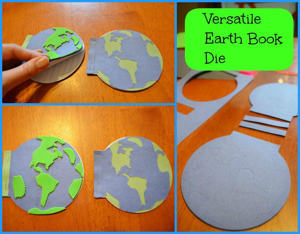 Earth Book Ellison die