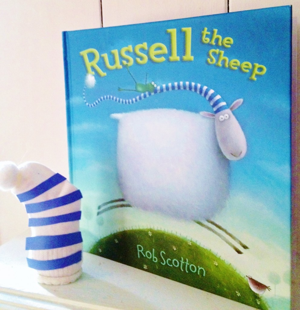 Russell the Sheep Lesson Plans Activity