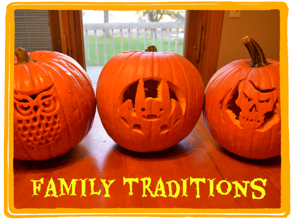 pumpkin carving family tradition