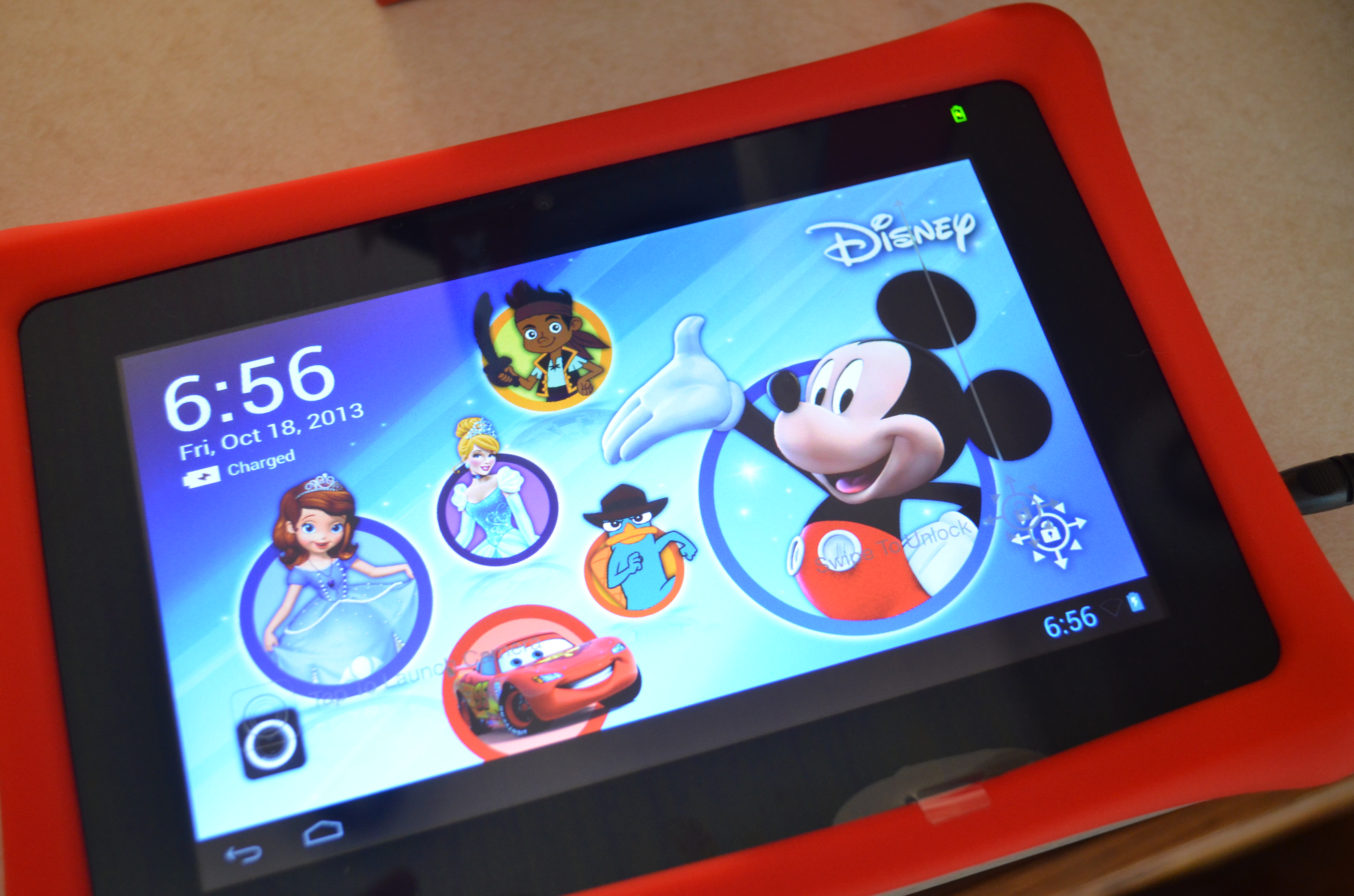 Nabi 2 Disney Edition Tablet Review