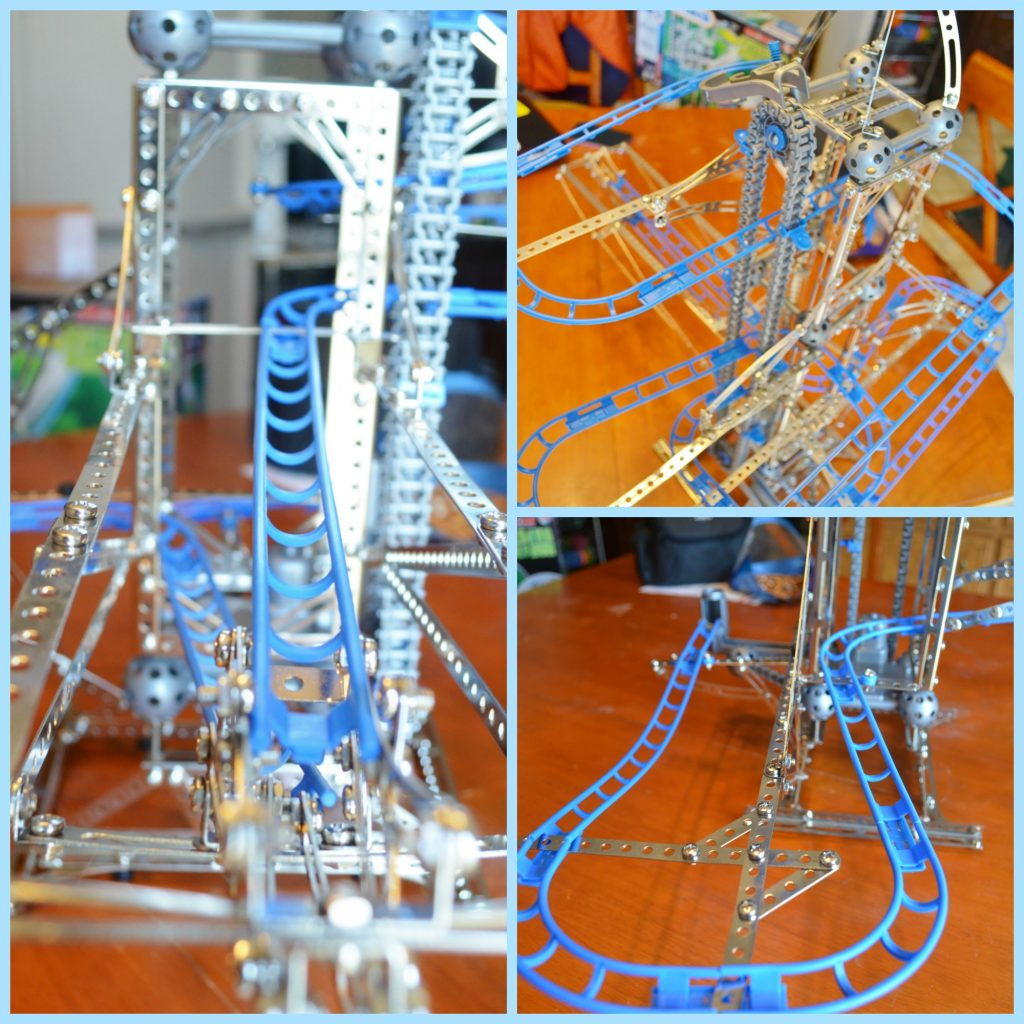 Eitech Kugelbahn Marble Run Review