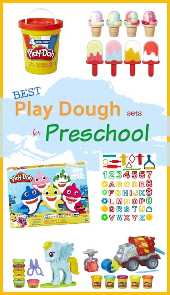Play-Doh Deals for Preschool