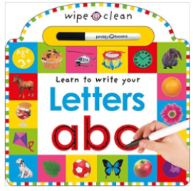 Learn to Write your Letters Book Wipe Clean