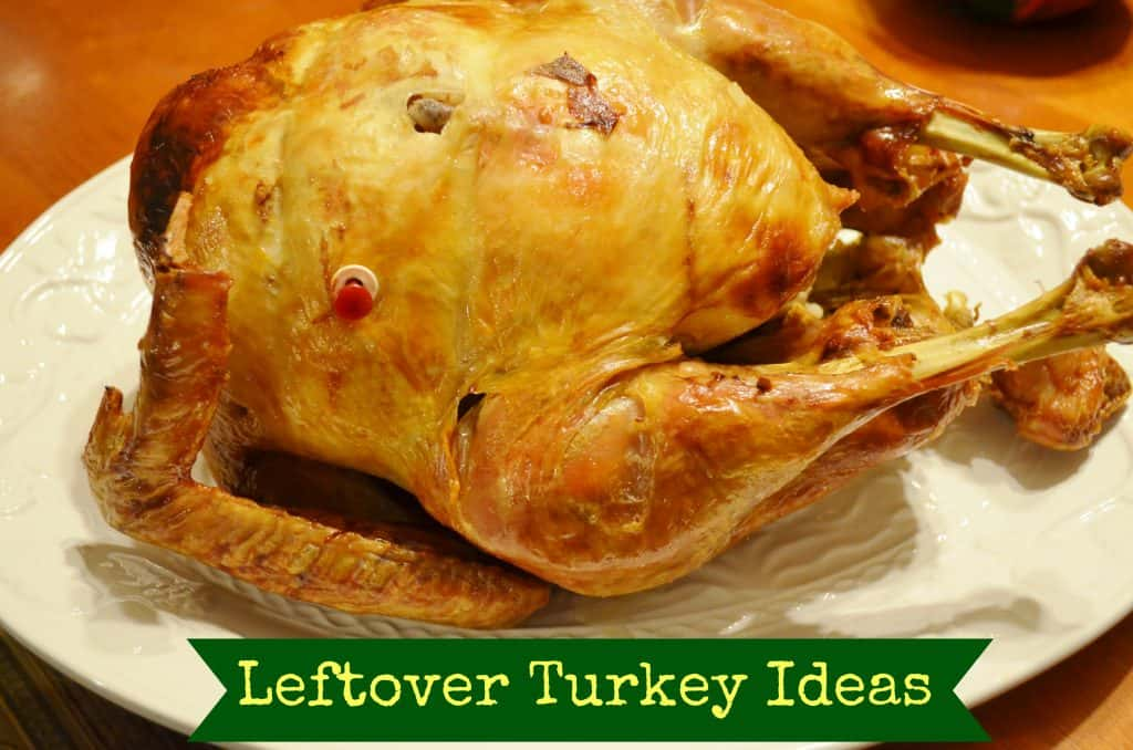 turkey leftover ideas