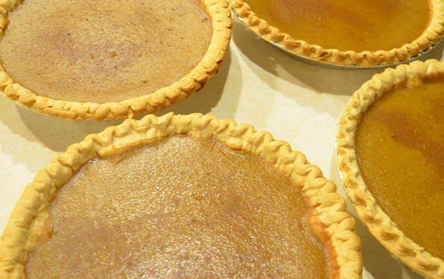 Flavorful Fresh Pumpkin Pie Recipe