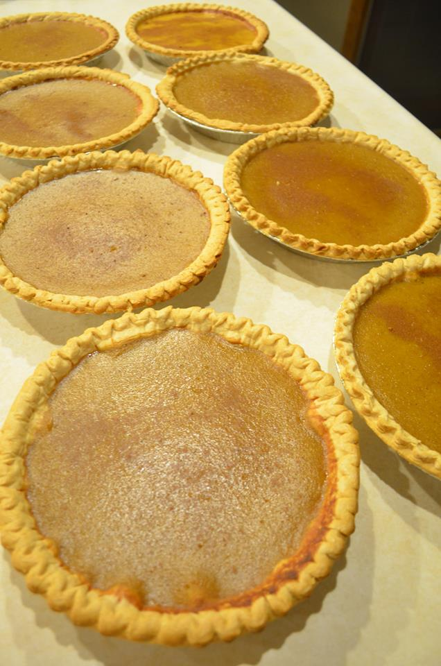 Flavorful Fresh Pumpkin Pie Recipe