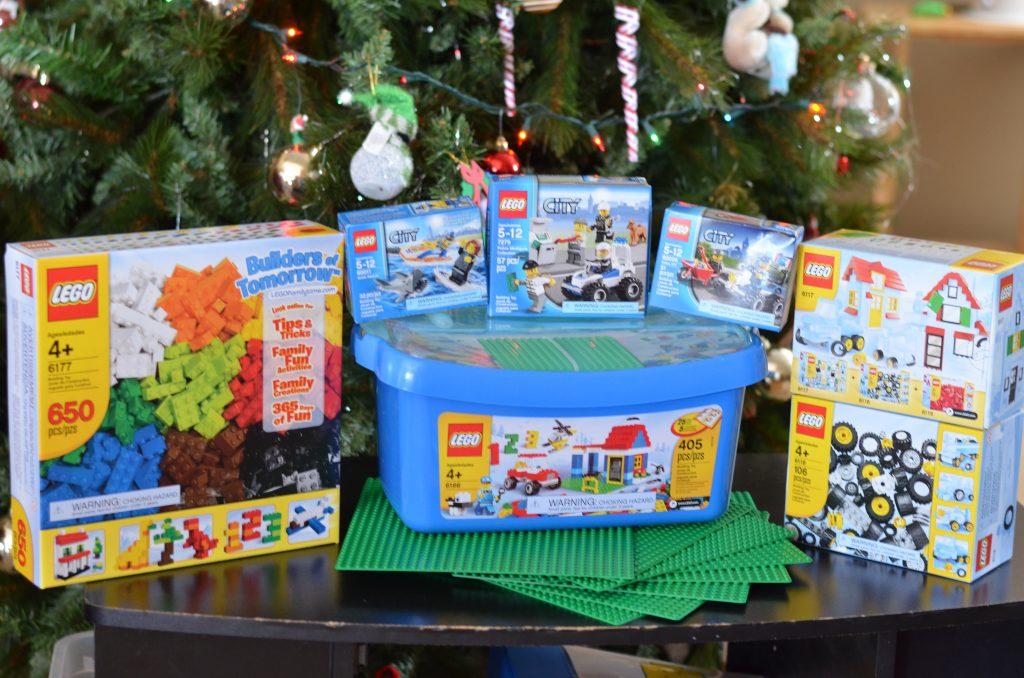DIY Lego Station Table