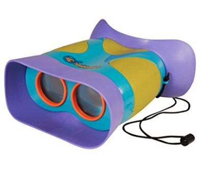 Kidnoculars children's binoculars explorer tool