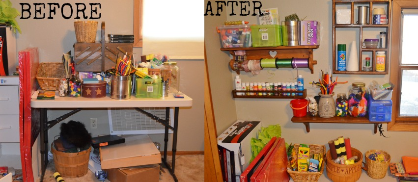 Charmant Cheap Craft Room Organization
