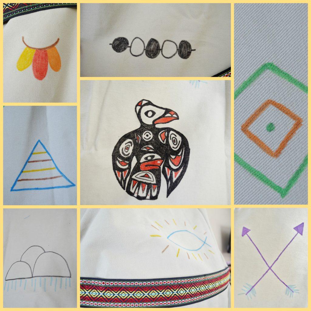 cherokee teepee symbols