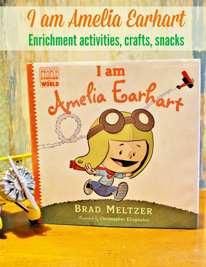 I am Amelia Earhart Unit Study