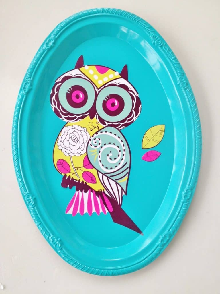 beautiful owl mother's day gift