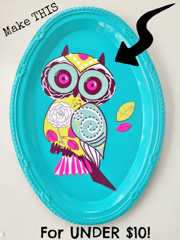 mothers day owl frugal gift