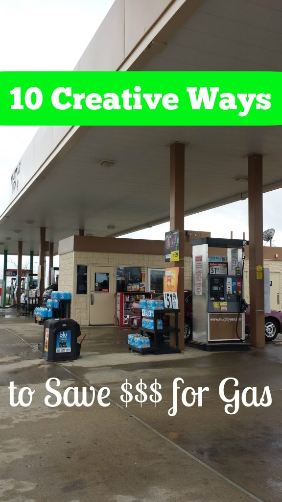 10 creative ways to save money on gas for travel