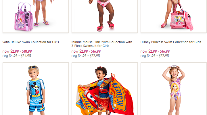 FREE Shipping at the Disney Store TODAY ONLY!