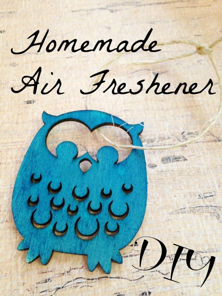 DIY homemade air freshener
