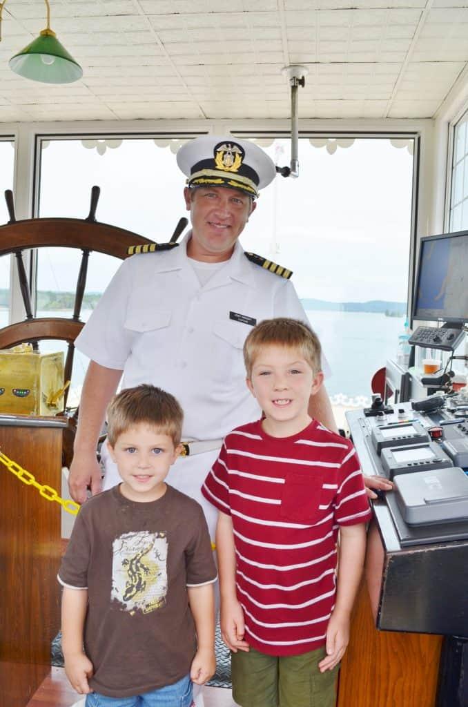 Showboat Branson Belle Family Trip