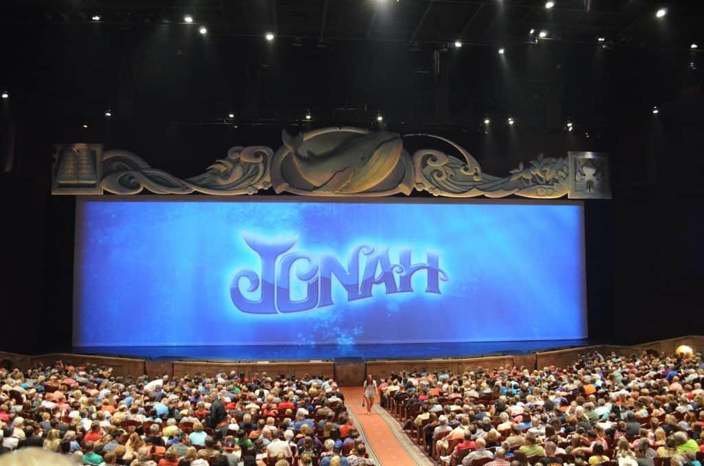 jonah sight and sound theatre branson, MO