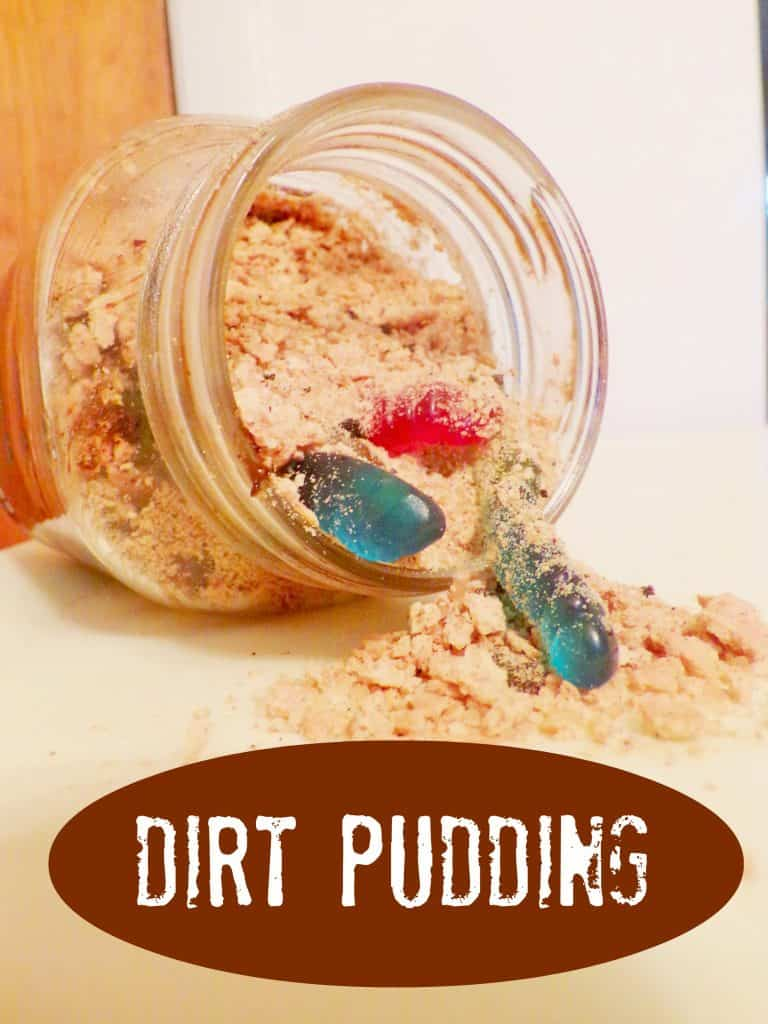 dirt pudding recipe for kids