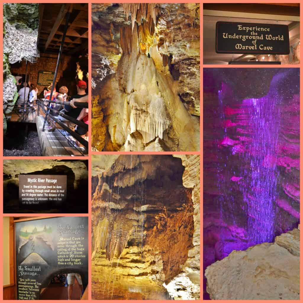marvel cave silver dollar Collage