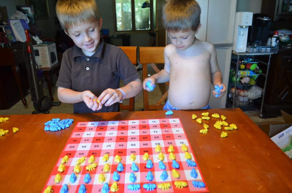 learning resources 100 math activity set