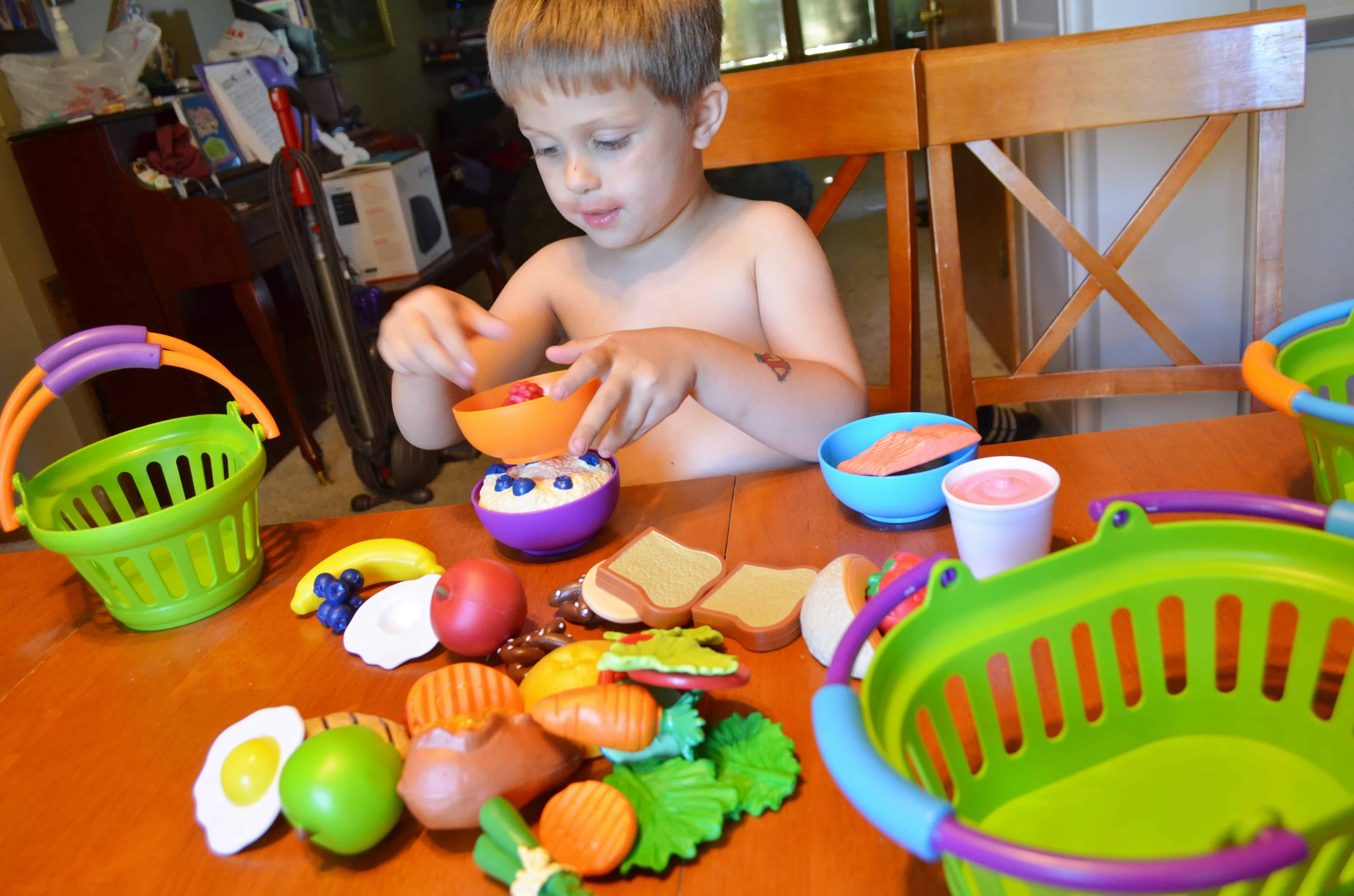 Learning Resources Sprouts Healthy Basket Bundle Review