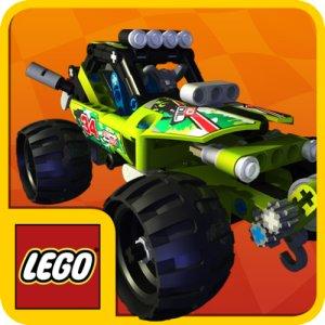 LEGO technic race app for kids