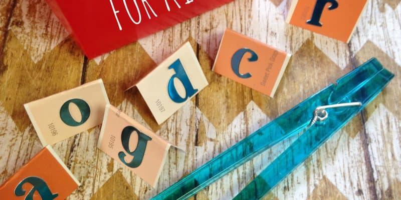 chopsticks learning letter games for kids